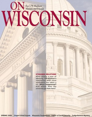 Cover for Spring 2006