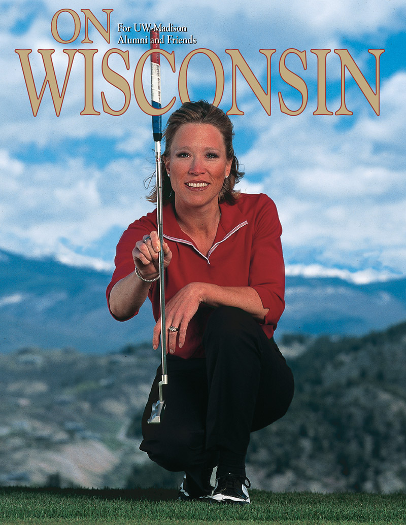Cover from the Summer 2003 issue