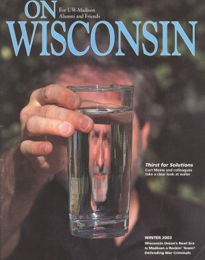 Cover for Winter 2003
