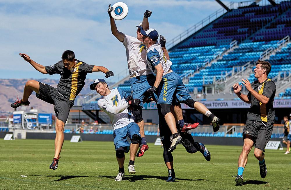 Madison Radicals ultimate frisbee