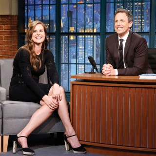 Lauren Groff on Late Night with Seth Meyers