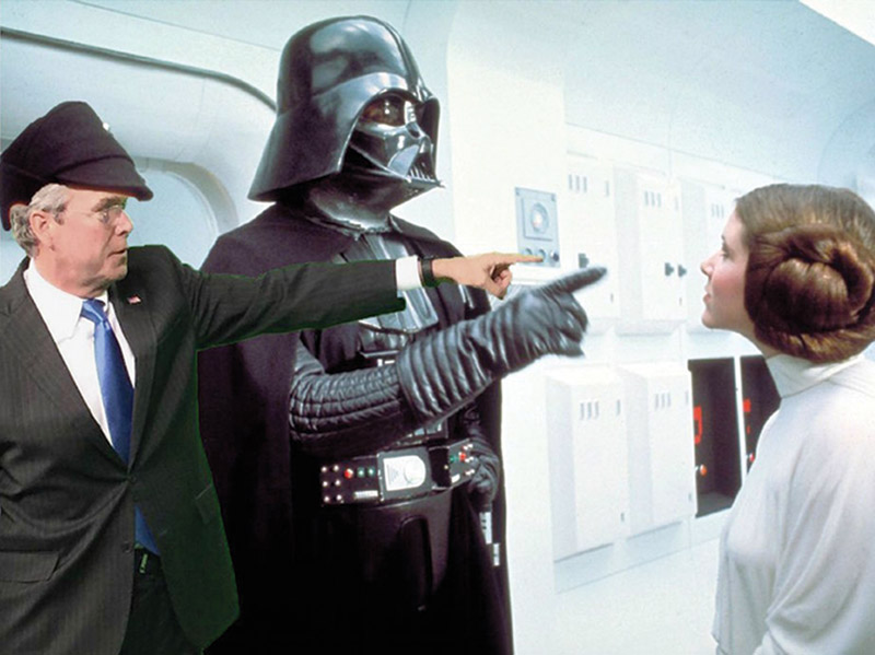 Jeb Bush meme: Star Wars