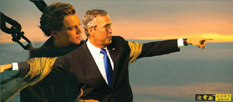 Jeb Bush Meme: Titanic