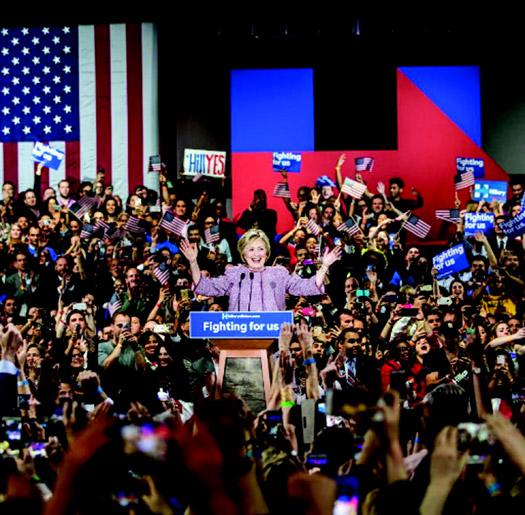 Clinton Instaram