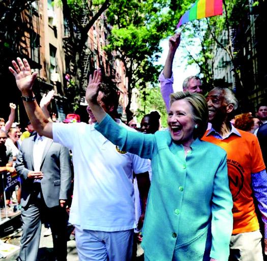 Clinton instagram