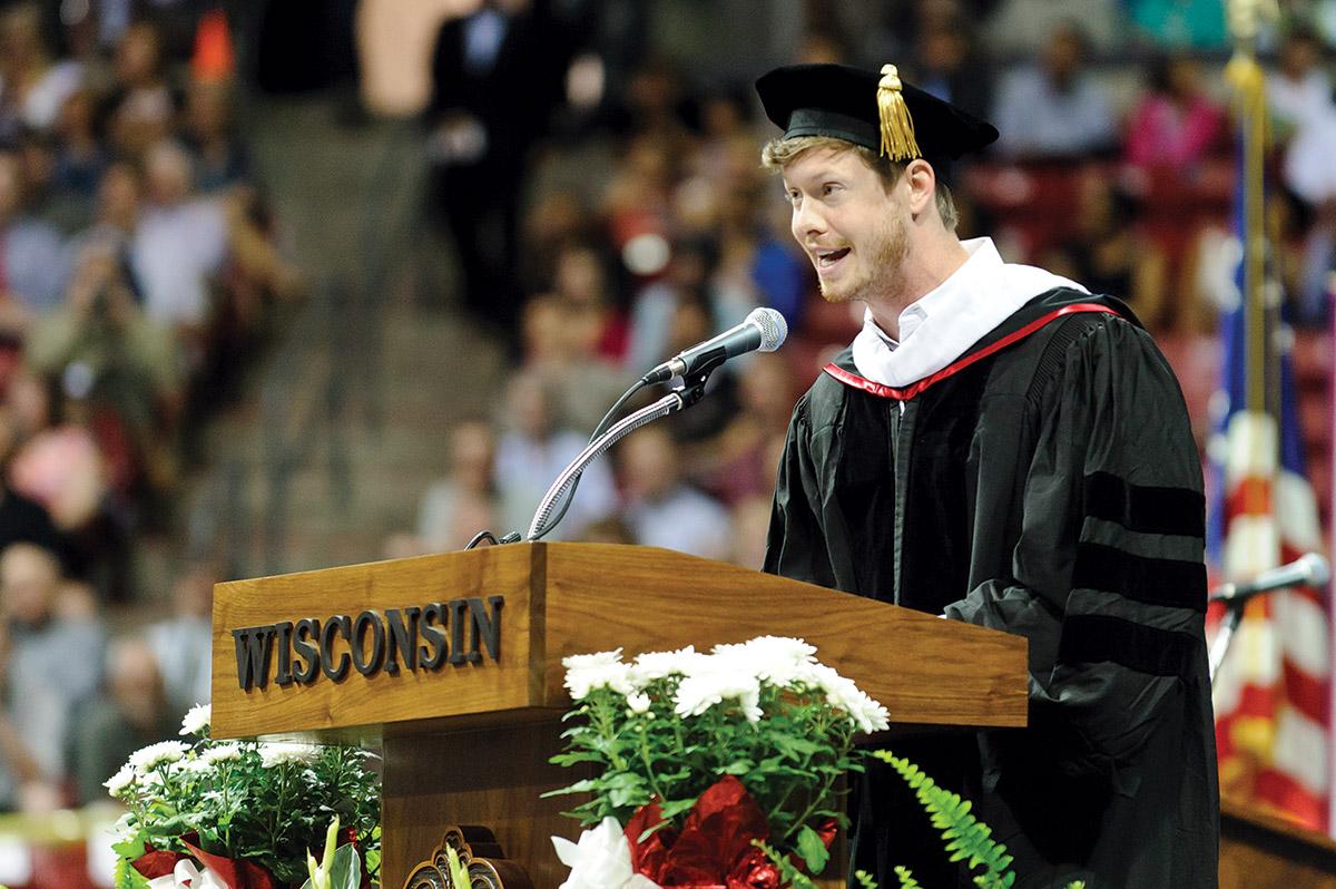 12 Alumni Twitter All-Stars | On Wisconsin Magazine