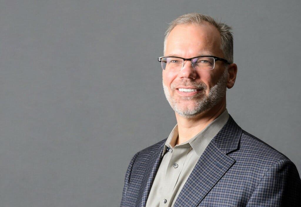 Portrait of Erik Iverson
