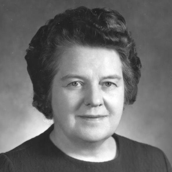 Helen Aird Dickie 1974