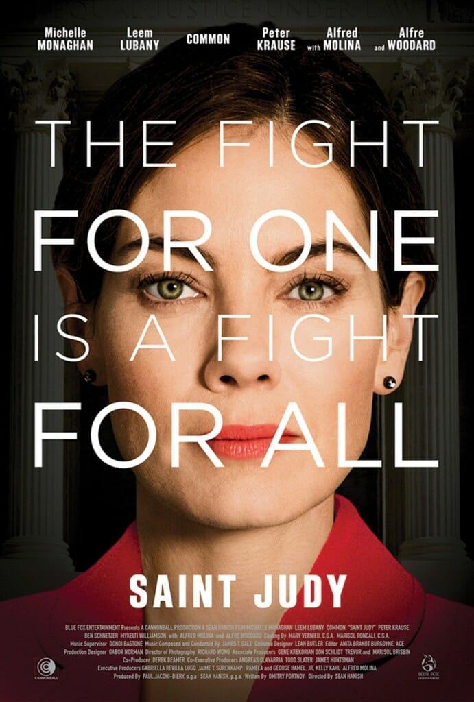 Saint Judy film poster