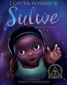 Cover of book, Sulwe, by Lupita Nyong'o