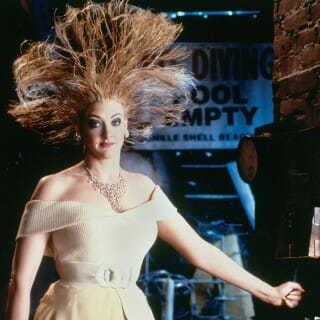 Joan Cusack in a scene from The Addams Family Values