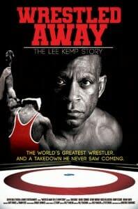 """Movie poster for """"Wrestled Away"""""""