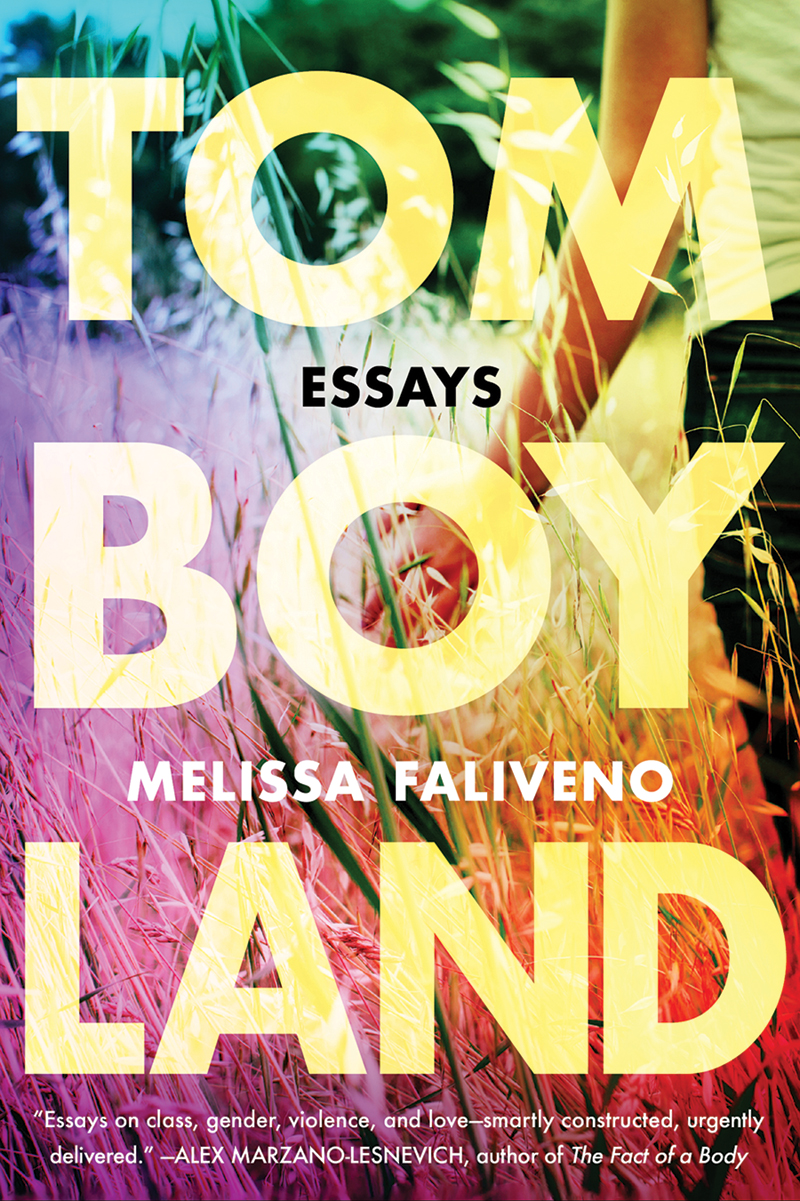 """Cover of book, """"Tomboyland"""""""