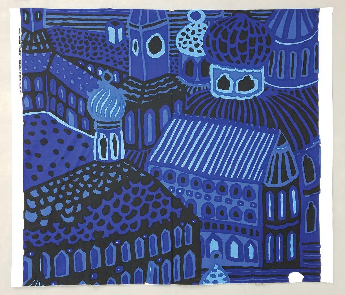 Kumiseva pattern by Katsuji Wakisaka