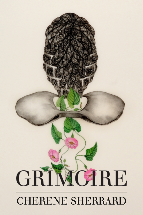 """Book cover of """"Grimoire"""""""