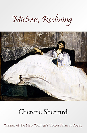 """Book cover of """"Mistress, Reclining"""""""
