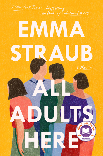 """All Adults Here"" book cover"