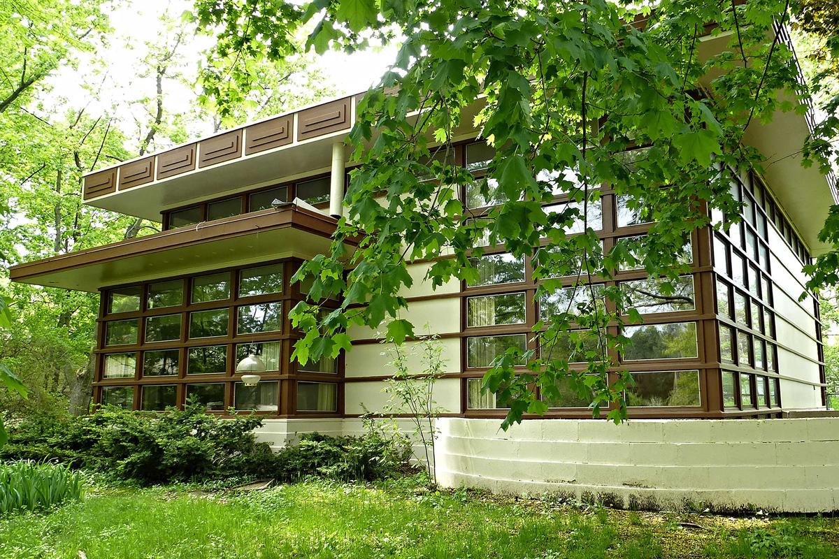 Rudin house