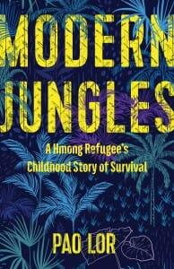 Cover of book, Modern Jungles